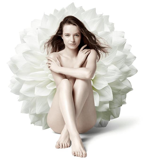 美しい女性イメージ