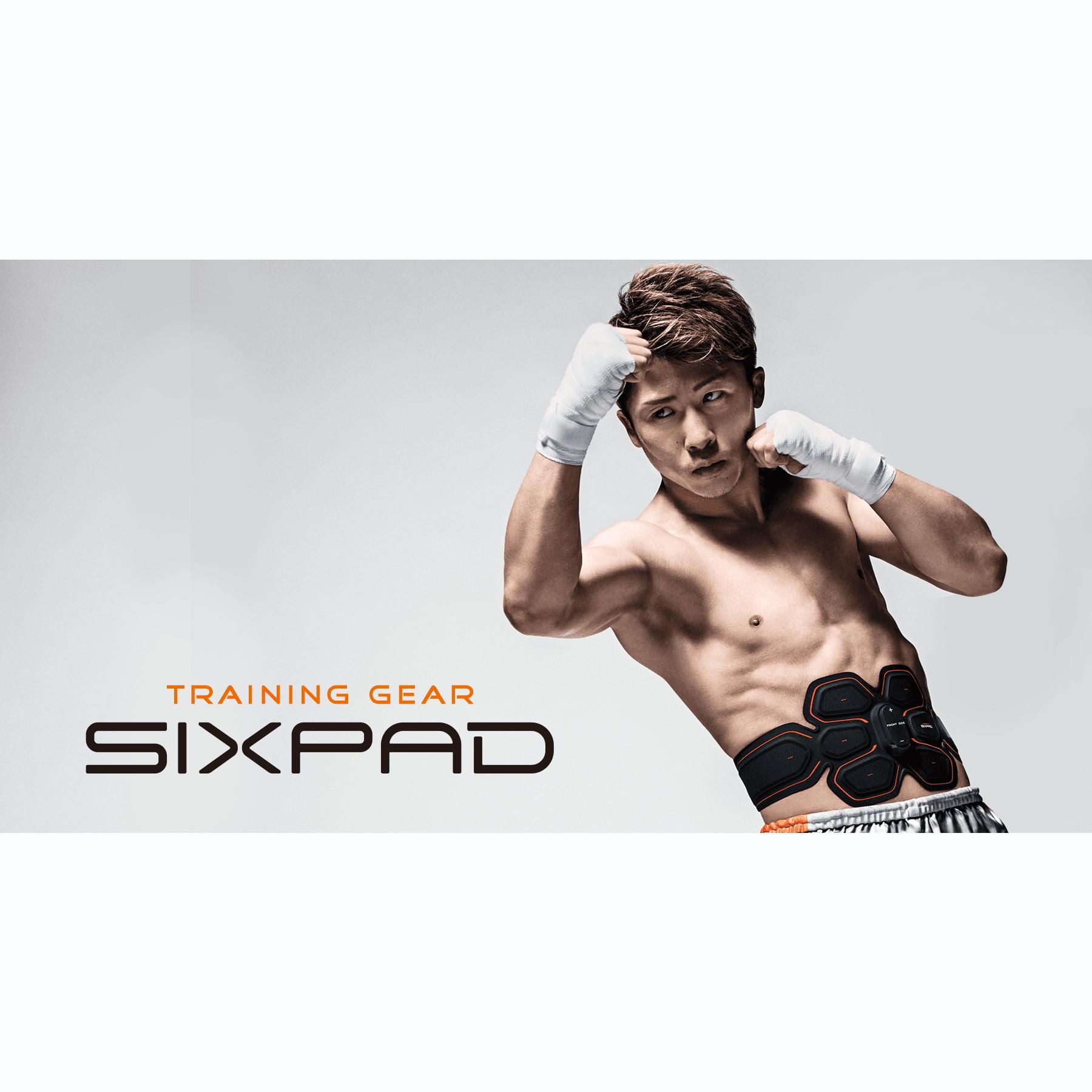 SIXPAD-シックスパッド公式サイト(株式会社MTG)